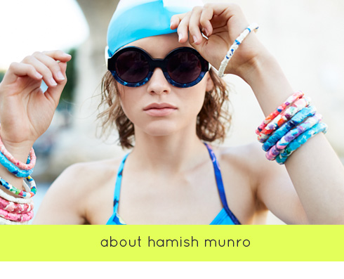 about hamish munro