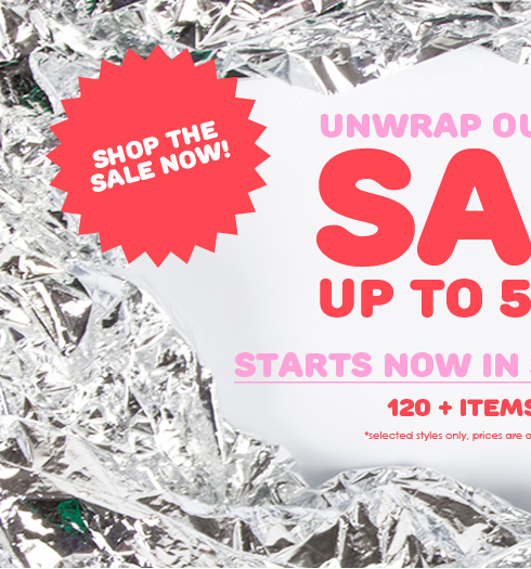 sale up to 50% off all